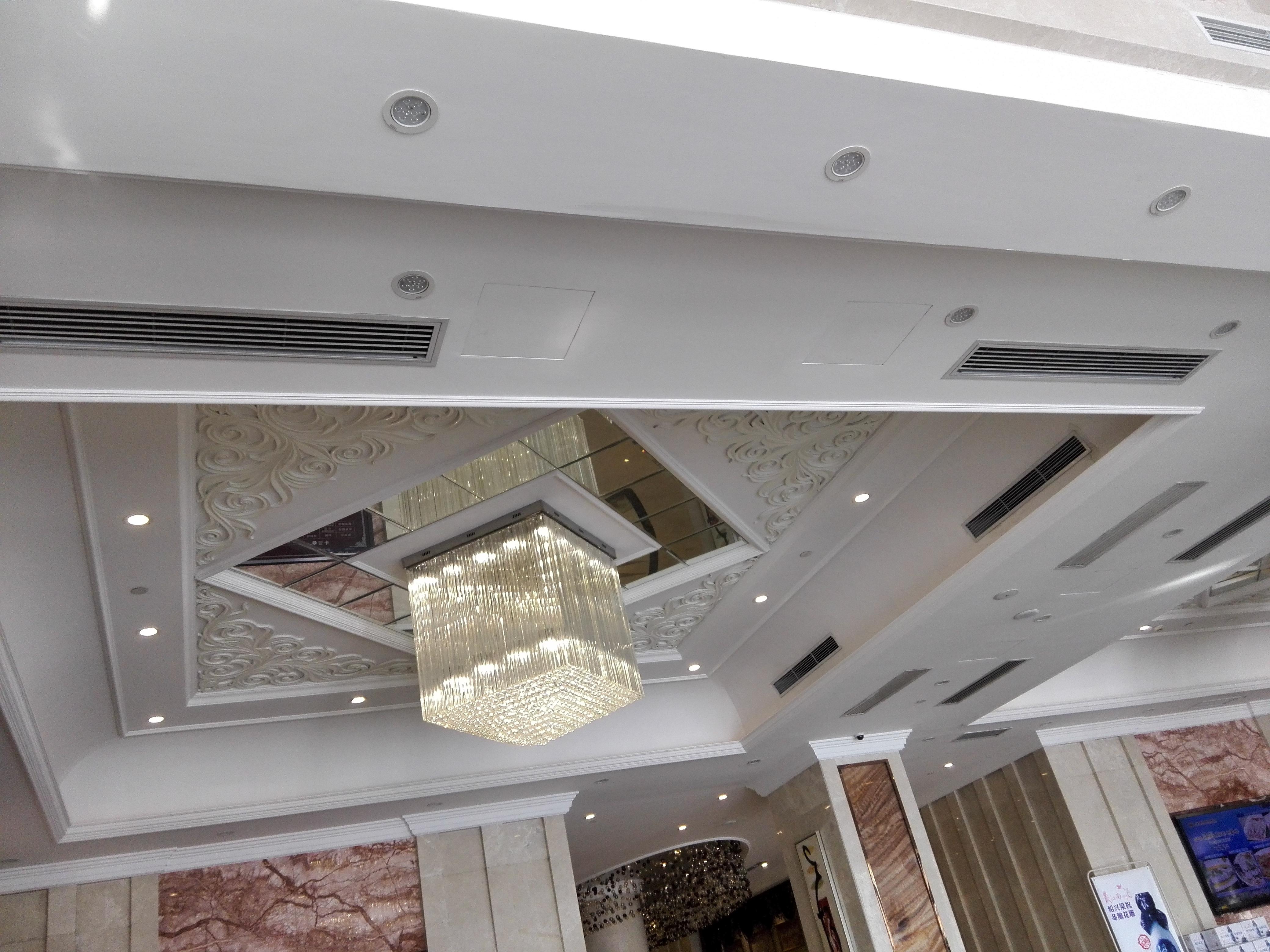酒店中央空调系统项目工程