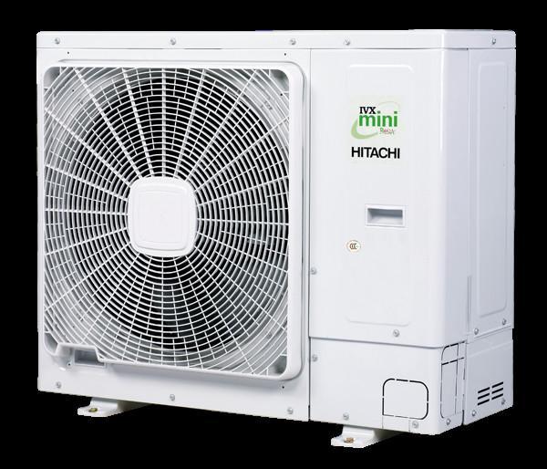 日立中央空调-SET-FREE mini系列