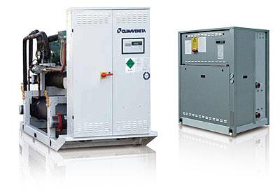 克莱门特地源热泵机组-四管制型/标准制冷剂切换型/空调+热水型